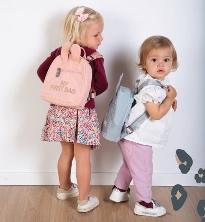 Childhome Detský batoh My first bag Grey 2