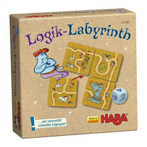 Haba Hra Logický Labyrint 1