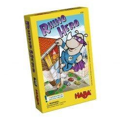 Haba Spoločenská hra Rhino Hero 1