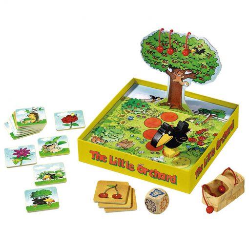 Haba Spoločenská hra Ovocný sad Mini 2
