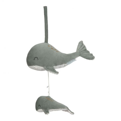 Little Dutch Hrajúca veľryba Ocean Mint 1