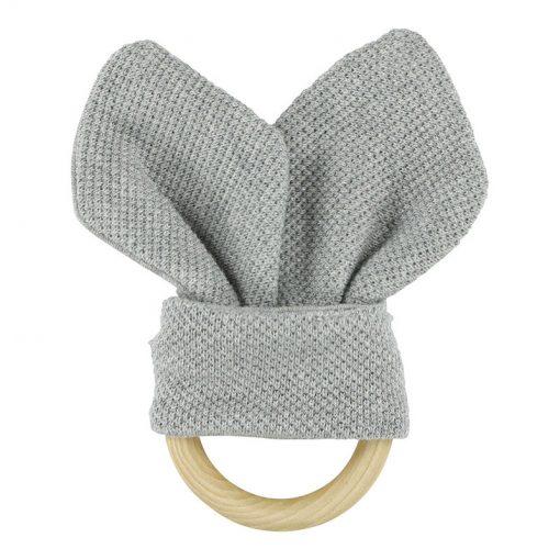 Trixie Hryzátko Rabbit Grey 1