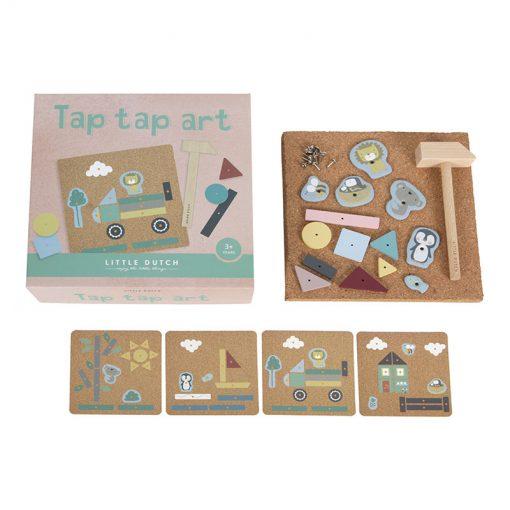 Little Dutch  Tap tap zatĺkačka 3