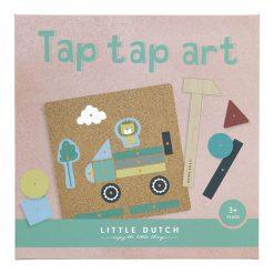 Little Dutch  Tap tap zatĺkačka 5