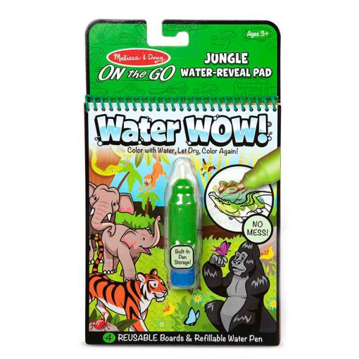 Melissa & Doug Magický štetec Džungľa Water Wow 1