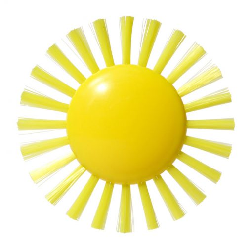 Moluk Plui Sunny s kefkou 1