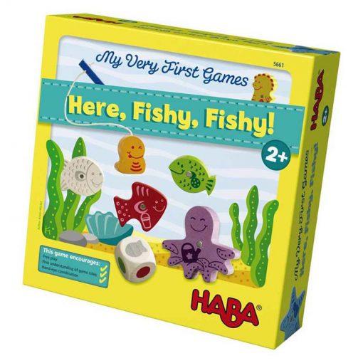Haba Moja prvá hra Rybačka 1