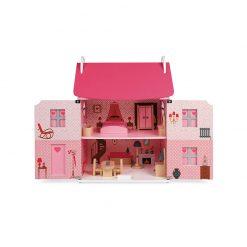 Janod  Drevený domček pre bábiky Mademoiselle 2