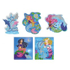 Janod Mozaika Delfíny a Morské panny 2