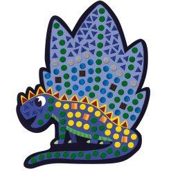Janod Mozaika Dinosaury 4