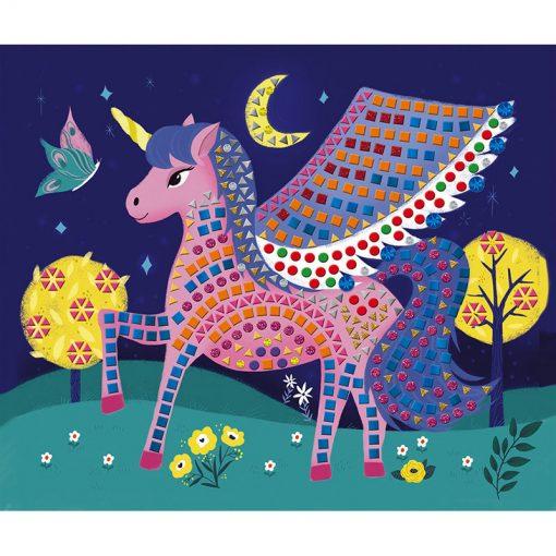 Janod Mozaika Fantastické zvieratá 3
