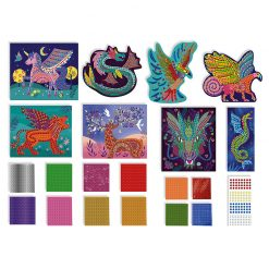 Janod Mozaika  Fantastické zvieratá 4