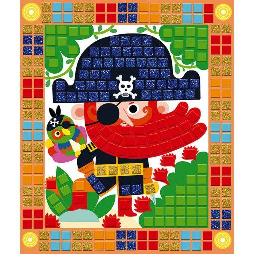 Janod Mozaika Piráti 3
