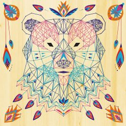 Janod Tvoríme so šnúrkami Zvieratká 4