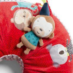 Mamas & Papas Vankúšik pre hru na búšku Opička 2Mamas & Papas Vankúšik pre hru na búšku Opička 3