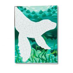 Melissa & Doug  Mozaiková nálepková kniha Ocean 3