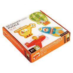 Petitcollage Prvé puzzle Letecké prostriedky 1