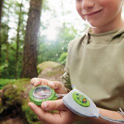 Haba Terra Kids Vreckový kompas 3