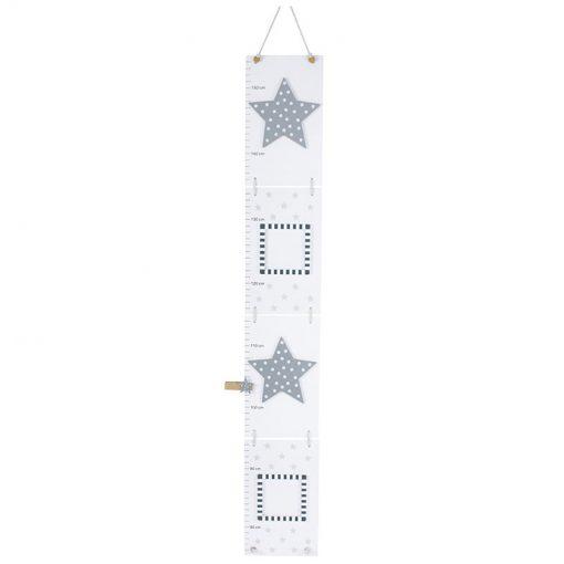 Jabadabado Rastový meter Hviezda 1