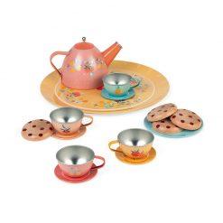 Janod Kovová čajová súprava 1