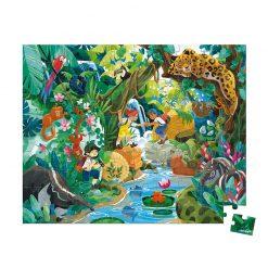 Janod Puzzle Dobrodružstvo v džungli 1