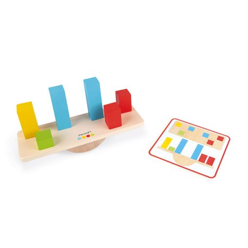 Janod Váhy a závažia so série Montessori 1