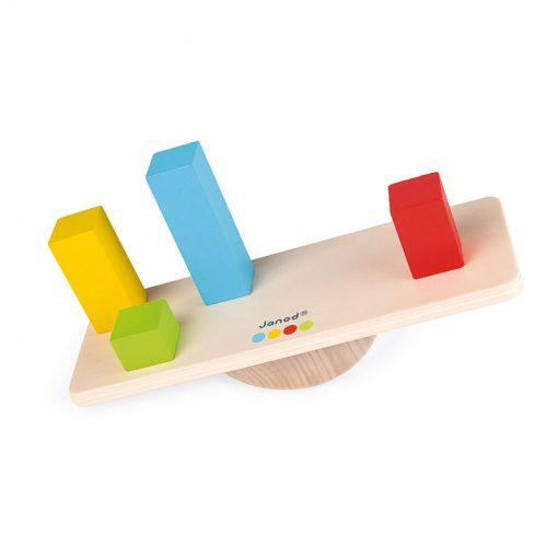 Janod Váhy a závažia so série Montessori 3