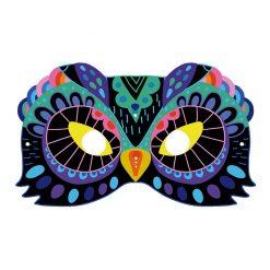 Janod Vyškrabovacie Zvieracie masky 4