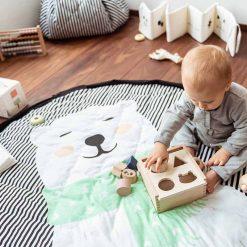 Play & Go Podložka na hranie Polar Bear 3