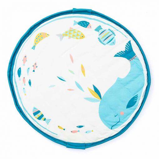Play & Go Podložka na hranie Veľryba Olga 1
