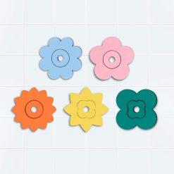Quut Quutopia Puzzle do vody Kvetinky 1