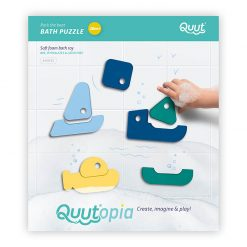 Quut  Quutopia Puzzle do vody loďky 2