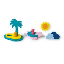 Quut  Quutopia Puzzle do vody Ostrov pokladov 2
