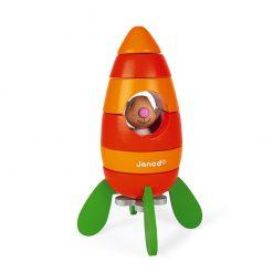 Janod Magnetická Raketa Zajac 1