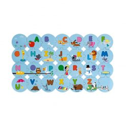 Janod Puzzle I learn Abeceda anglická 2