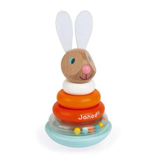 Janod Roly Poly Zajac 1
