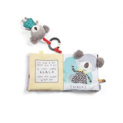 Mamas & Papas Textílna knížka s aktivitami Koala Koko 2