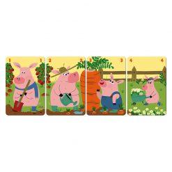 Janod Kartová hra Rodinná farma 3