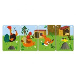Janod Kartová hra Rodinná farma 4