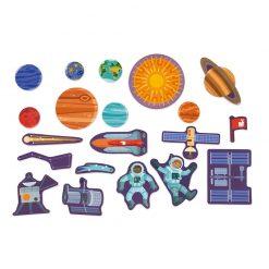 Janod Magnetická hra Vesmír 3