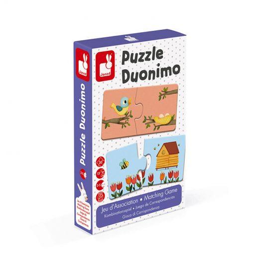 Janod Puzzle Duonimo 1