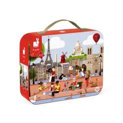 Janod Puzzle Paríž 1