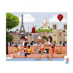 Janod Puzzle Paríž 2
