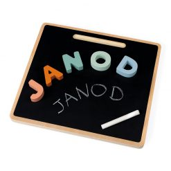 Janod Sweet Cocoon Vkladacie puzzle Abeceda 4
