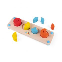 Janod Zlomky séria Montessori 2