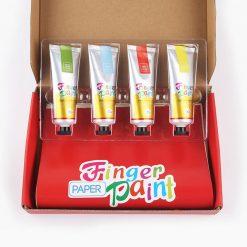 JarMelo Set prstové farby 2