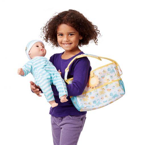 Melissa & Doug Doplnky pre bábiky Sada na cestovanie 2