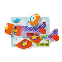 Melissa & Doug Moja prvá hračka Puzzle Safari 4