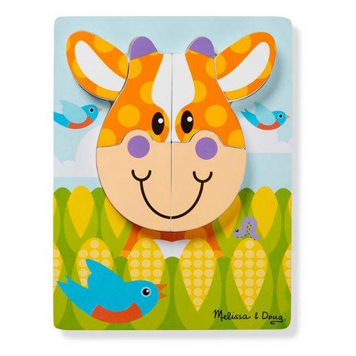 Melissa & Doug Moja prvá hračka Puzzle Farma 4