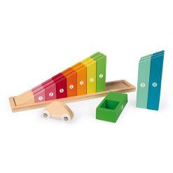JANOD Učíme sa ako počítať do 10 Crescendo s autíčkom 3